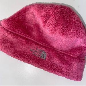 3/$20🌸Girls Pink North Face Beenie